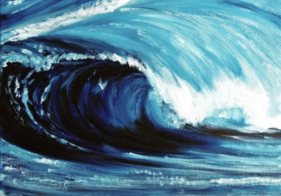 The Big Sea Wave