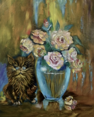 Kitty Still Life 11